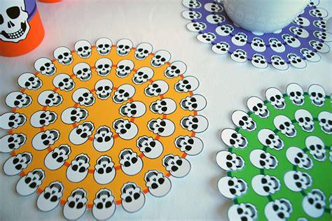 Free Printable Halloween Table Decorations | free printable skeleton halloween table decorations hp