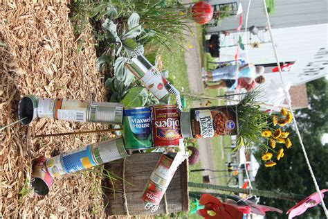 tin garden 5 days to go recycled garden contest what s the buzz