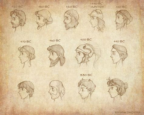 greek boy haircut greek boy haircut ancient greek hairstyles male by ninidu