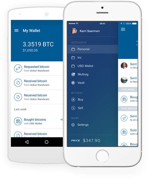 mobile app for bitcoin mobile wallet for android and ios coinbase