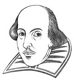 William Shakespeare Drawing Sketch Coloring Page sketch template