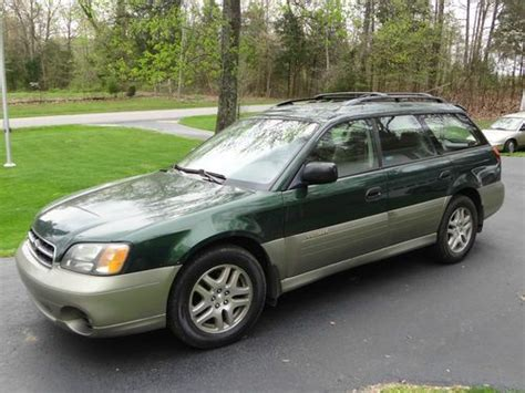 2001 subaru outback wagon controls photo 50139661 gtcarlot com buy used 2001 subaru outback station wagon 157k 2 5l h4 engine cold weather package in depauw