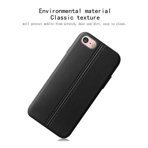 Imak Series Tpu For Iphone 7 Black Imak Series Tpu For Iphone 7 8 Plus Black
