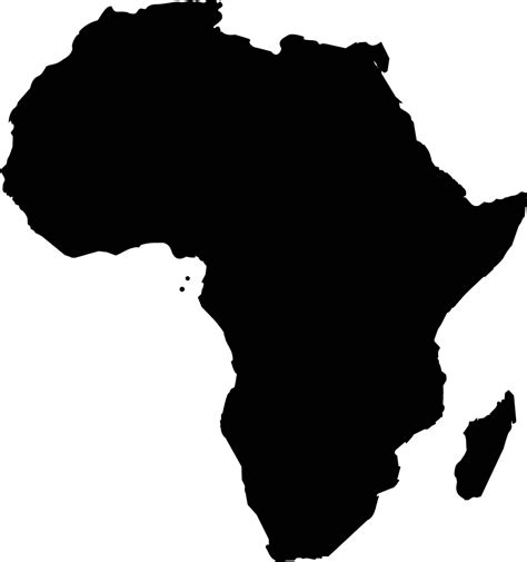 Black Afrika4 file africa blank black svg wikimedia commons