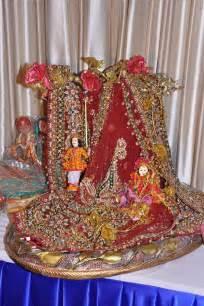 n wrap lehenga packing on rajasthani theme