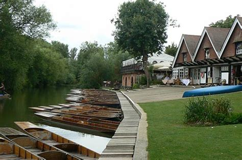 cherwell boat house oxford it s metaphorically fourth long to the north of oxford or our rural correspondent goes