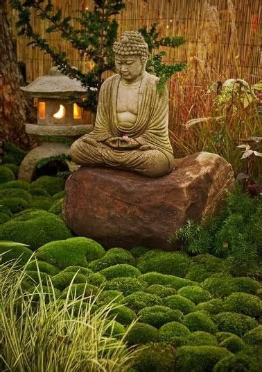 terrasse zen avec bouddha comment am 233 nager un jardin zen d 233 co terrasse