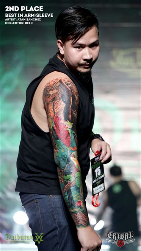 tribal gear dutdutan tattoo festival 2015 tattoo