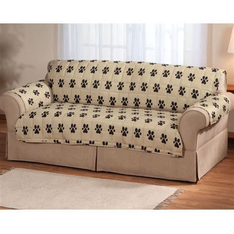 paw print sofa protector pet furniture covers walter