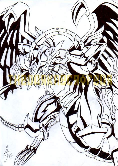 coloring pages winged dragon of ra yugioh the winged dragon of ra by adzstitch on deviantart