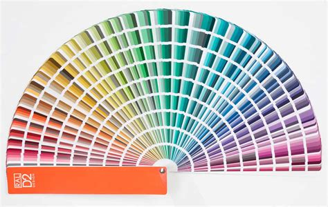 colour design ral d2 color fan deck with 1 625 ral design colors in