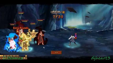 anime ninja realms lotus realms naruto game