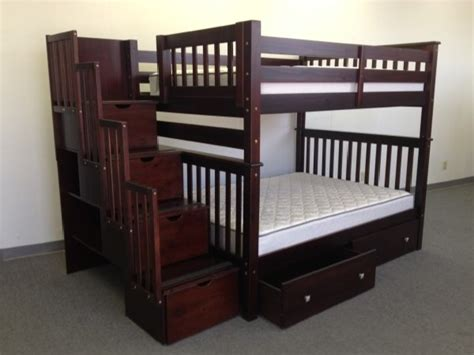 Adult Full Over Queen Bunk Beds Quotes