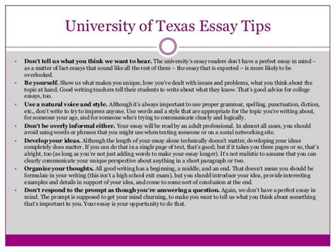 College Application Essay Help College Essay Exles Uva