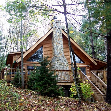 Around The Bend Cabins by Mountain Cabin Rentals Condos And Chalets In The Nc High