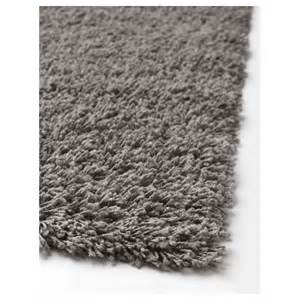 high pile grey rug hen rug high pile grey 160x230 cm ikea