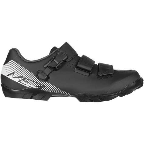 shimano mountain bike shoe shimano sh me3 mountain bike shoe s competitive