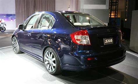 2008 Suzuki Sx4 Sedan Review Car And Driver