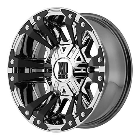 xd series by kmc wheels xd822 2 pvd wheel 18x10