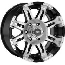 Jr Truck Wheels American Racing Black Cannon