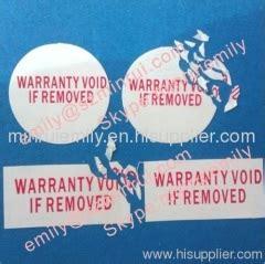 Label Stiker Nama Water Proof Size S Hello custom destructive ter evident seal labels custom
