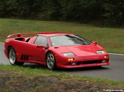 Lamborghini Diablo 2000 Lamborghini Diablo Roadster Vt 2000 Picture
