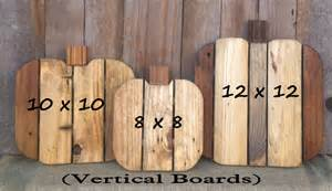 Decorate Your Own Home Pallet Wood Pumpkins Unfinished Wood Fall Pumpkins Porch