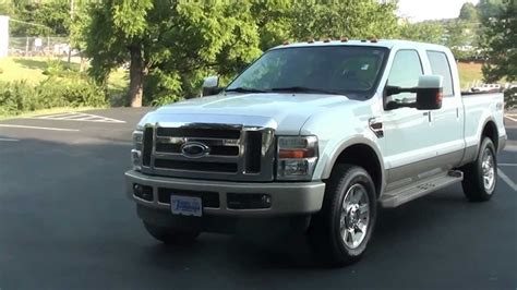 FOR SALE 2010 FORD F250 KING RANCH STK# 20852A WWW.LCFORD