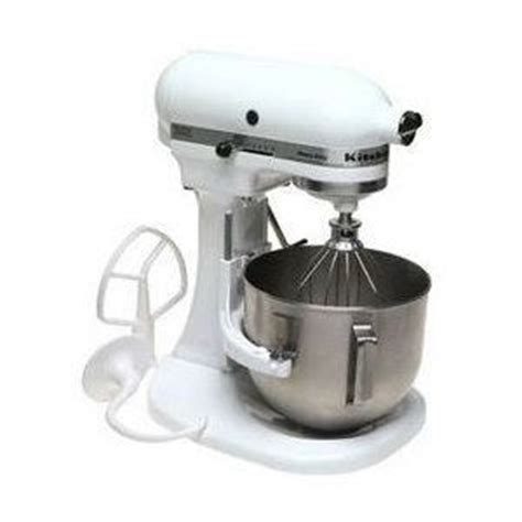 KitchenAid Heavy Duty Series 5 Quart Stand Mixer K5SSWH