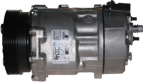 swing compressor new original sanden compressor 4255 1101082 ac parts