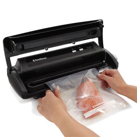 Vacuum Seal The Foodsaver 174 V2244 Vacuum Sealer At Foodsaver