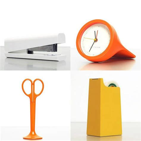 colorful office supplies design for mankind unique desk accessories for women ultimate selection