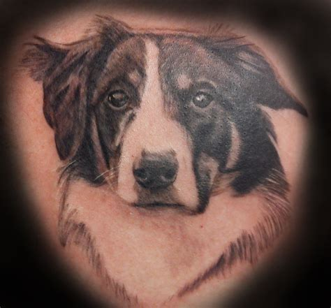 dog with tattoo tatuagens de cachorro tattoos tattoos my