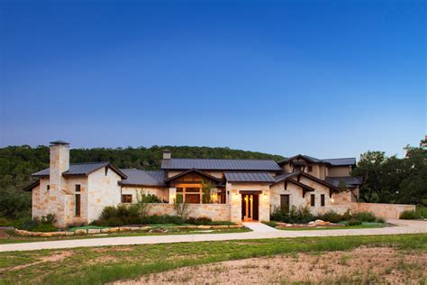 hill country house plans a historical and rustic