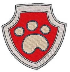 pat patrouille badge ryder motif de broderie par jolikrea