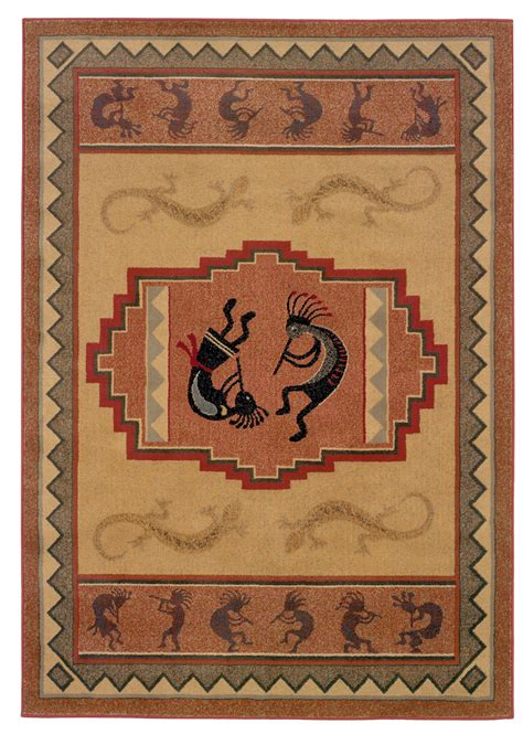 Kokopelli Rugs by Images Of United Weavers Genesis Ancient Icon Southwestern