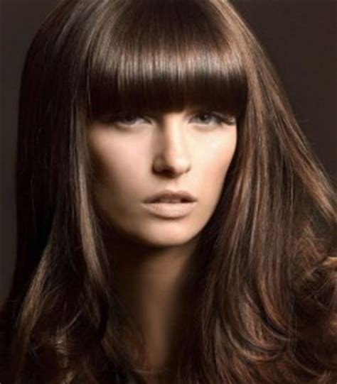 mkes you look younger blunt bangs or feathered banks 5 hair tricks to make you look years younger this season