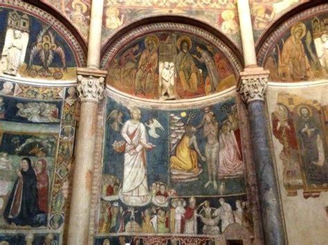 battistero di parma interno affreschi interno battistero foto di battistero di parma
