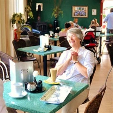 Two Tea Room by Warm Welcome At The Two Birds Tea Room Picture Of Heskin