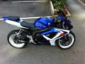Suzuki Gsxr K7 600 Suzuki Gsxr 600 K7 2007 Tilf 248 Jet Af V B