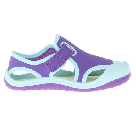 nike sandals nike sunray protect toddler sandals purple venom