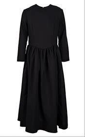 12835 Black Dress children s dress dress for