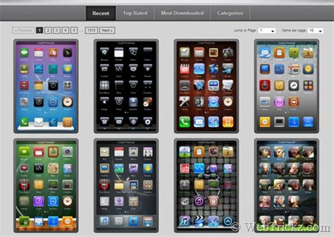 hot themes for iphone 4 download tons of free winterboard themes for iphone