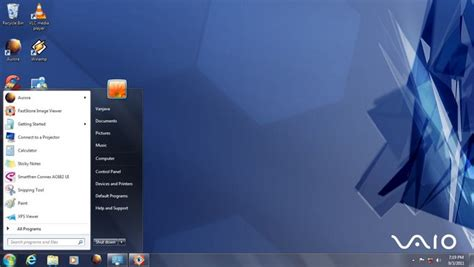 vaio themes for windows 8 1 background screen sony vaio12 windows 7 themes source
