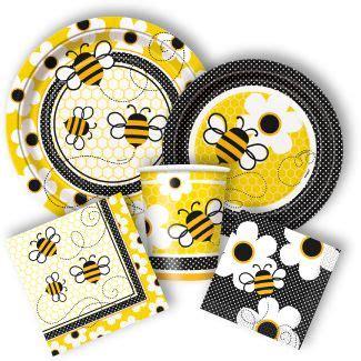 Bee Baby Shower Supplies by Bee Supplies Bee Babyshower Supplies Discount
