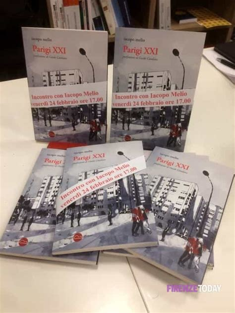 librerie universitarie firenze iacopo melio presenta parigi xxi alle librerie universitarie