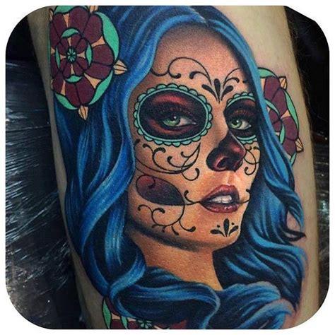 catrina un mythe du tatouage
