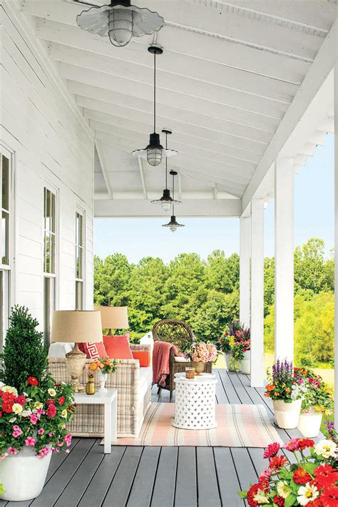 outdoor porch ideas porch and patio design inspiration southern living