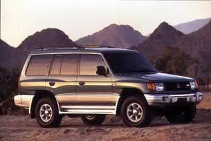 98 Mitsubishi Montero What A Mitsubishi Pajero Looks Like Jeep Forum