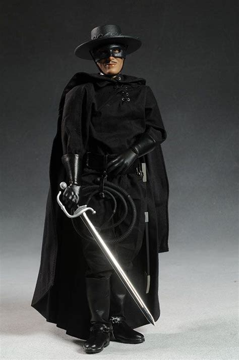 film action zorro zorro sixth scale action figure action figures and action